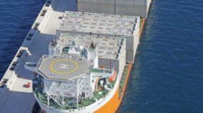Obras marítimas. Montaje y elaboración de cajones de hormigón