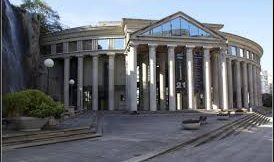 Auditorios, centros comerciales y edificios