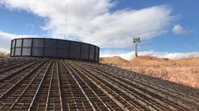 Parque eólico Picador y Las Azubias en Fuendejalón - Zaragoza